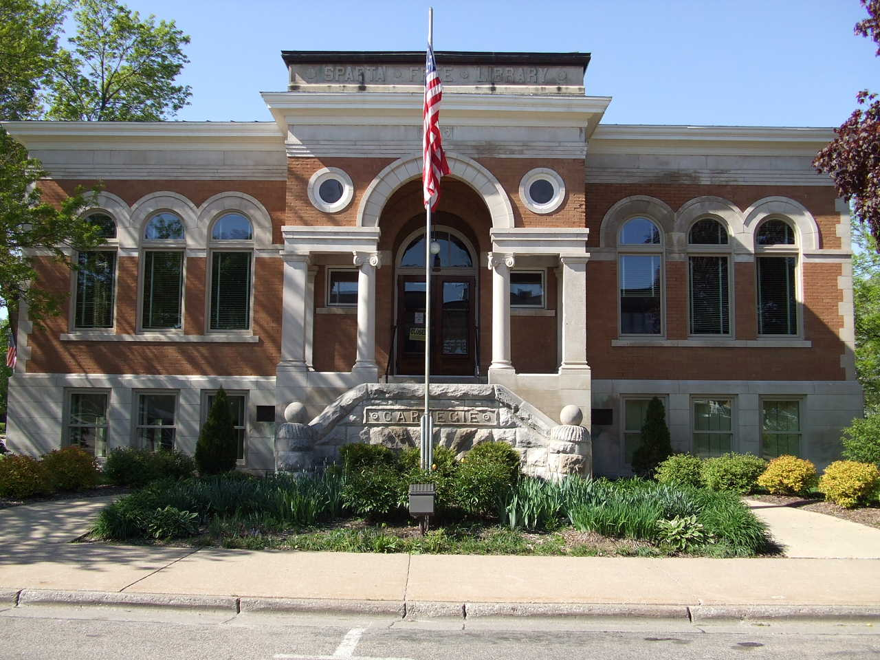 Sparta Free Library
