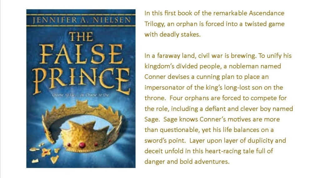 The False Prince Poster_cropped