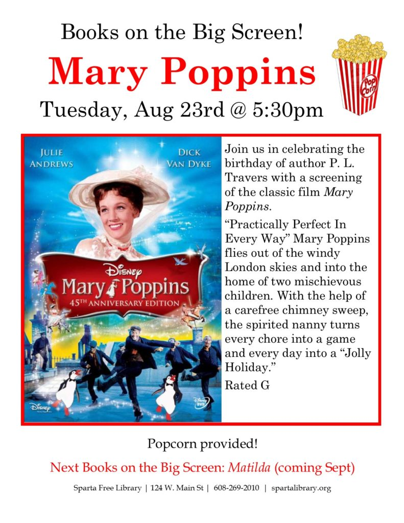 AuthorBirthdayMaryPoppins