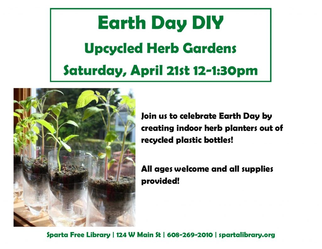 Earth Day DIY