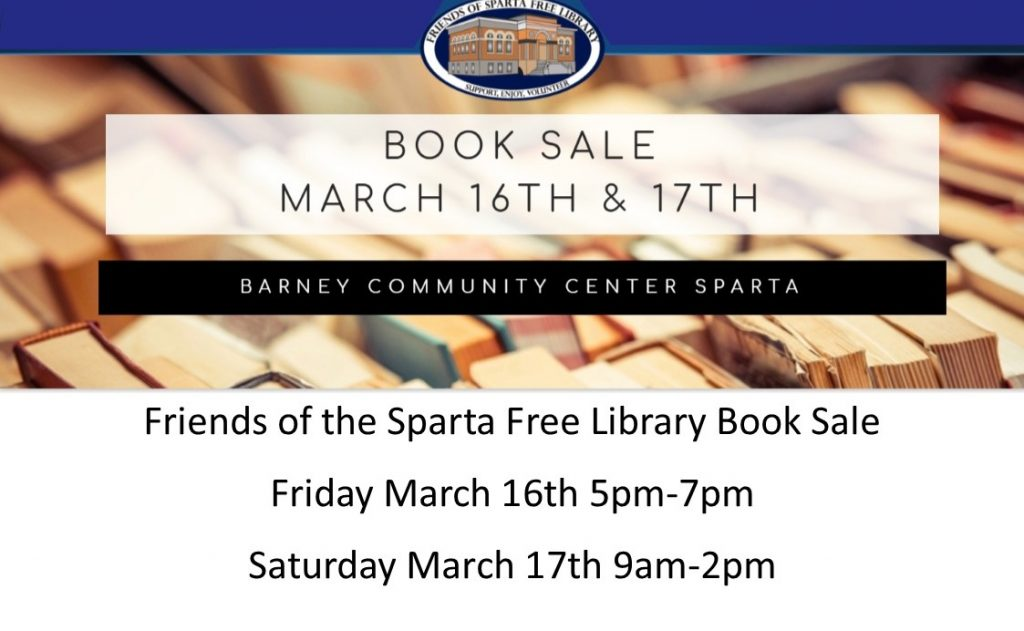 FOSFL Book Sale
