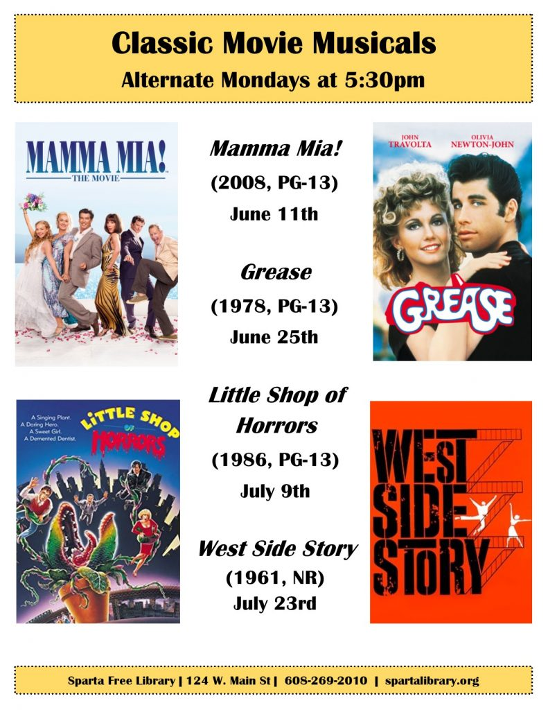 Movie Musicals: Grease