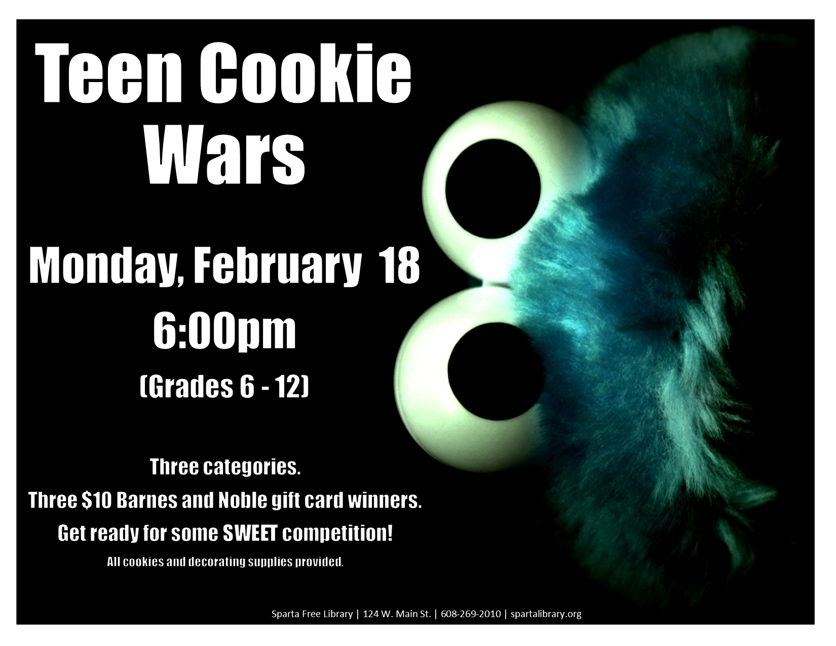 Teen Cookie Wars poster 2019