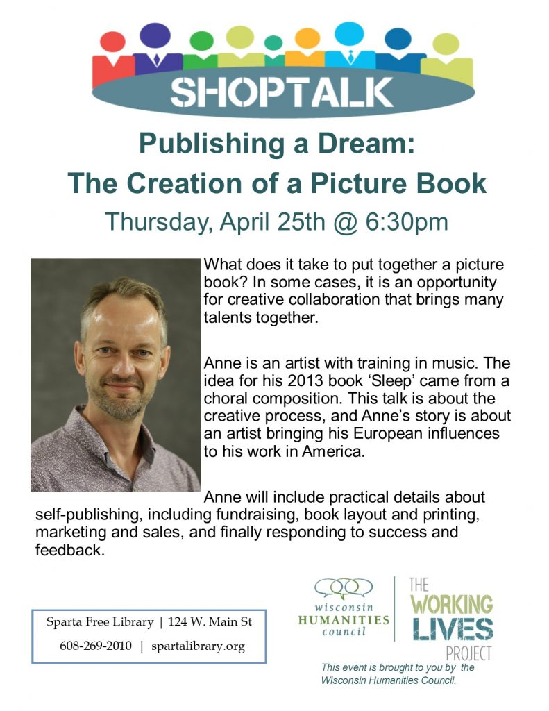 ShopTalk: Publishing a Dream
