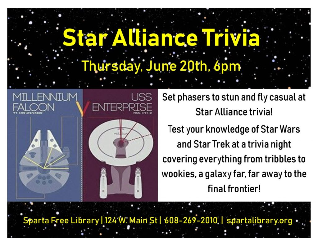 Star Alliance Trivia