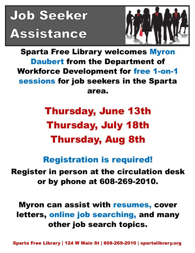 Job Seeker Assistance