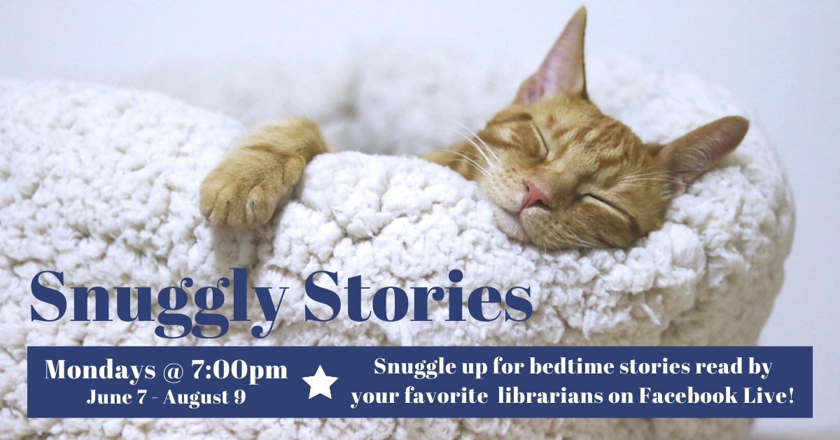 Snuggly Stories - Facebook